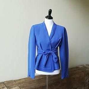 Armani blazer with wrap